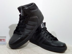 Мужские кроссовки Adidas Varial Mid (CQ1150) черные