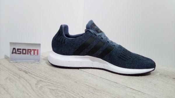 Мужские кроссовки Adidas Swift Run (CQ2120) синие