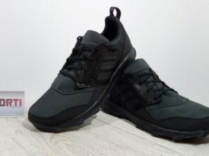 Мужские спортивные кроссовки Adidas Terrex Noket (AC8037) черные