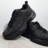 Мужские спортивные кроссовки Nike Air Monarch IV (415445-001) черные