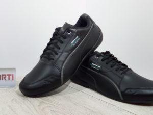 Мужские кроссовки Puma Mercedes Motorsport Drift Cat 7 (306150-02) черные