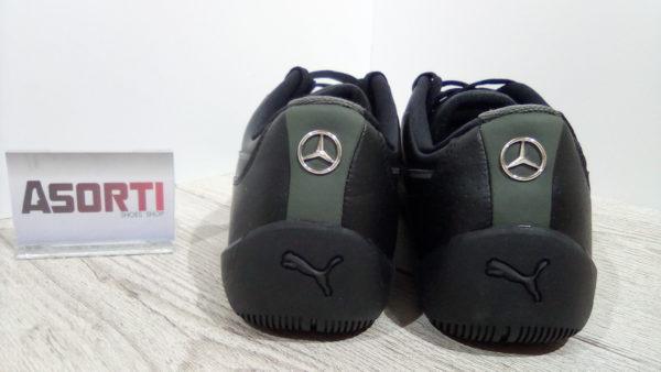 6c2f2593 Мужские кроссовки Puma Mercedes Motorsport Drift Cat 7 (306150-02) черные  ...