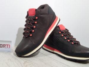 Мужские демисезонные ботинки New Balance (HL754BO) коричневые