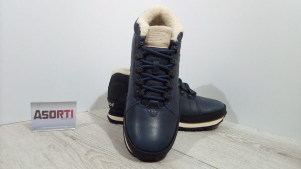 Мужские зимние ботинки New Balance (HL754FN) синие