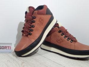 Мужские демисезонные ботинки New Balance (HL754TB) коричневые