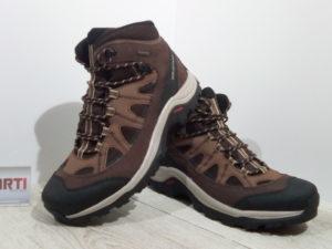 Мужские треккинговые кроссовки Salomon S Authentic LTR GTX (394668) коричневые