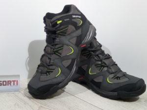 Мужские треккинговые ботинки Salomon Sector Mid GTX (380264) серые