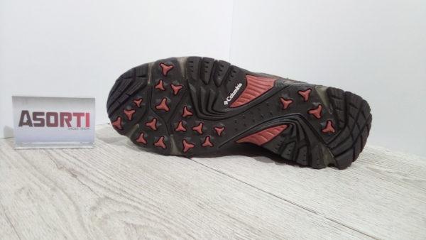 Мужские демисезонные ботинки ColumbiaWallawalla (BL3717-205) коричневые