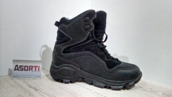 Мужские зимние ботинки ColumbiaLiftop Waterproof (BM1525-010) черные