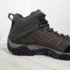 Мужские зимние ботинки Moab Mid Gore-Tex (J87313-1216) серые
