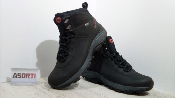 Мужские зимние ботинки Merrell Vego Mid (J311538C-0617) черные