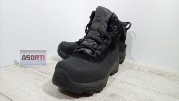 Мужские зимние ботинки Merrell Ice Jam (J15031-0811) черные