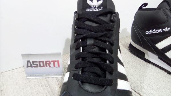 Мужские демисезонные кроссовки Adidas ZX TR Mid (Q34856) черные