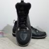 Мужские зимние кроссовки Adidas Zappan Winter Mid (V21098) черные