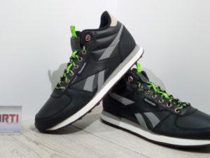 мужские кроссовки Reebok Royal Classic Jogger WLD M (AR0548) черные