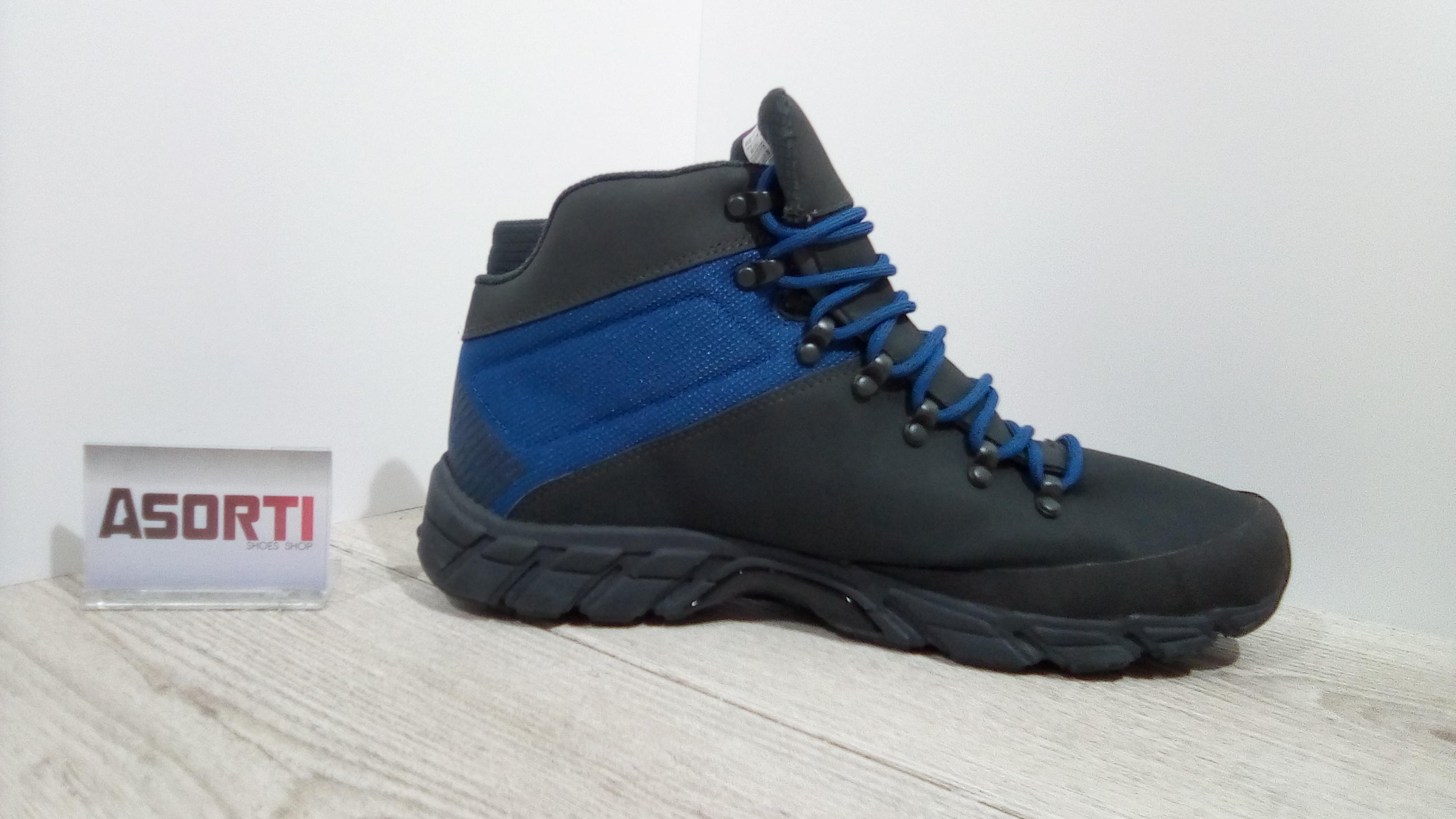 9f5d3e97 ... Мужские утепленные кроссовки Reebok Trailchaser MID (V70807) черные ...