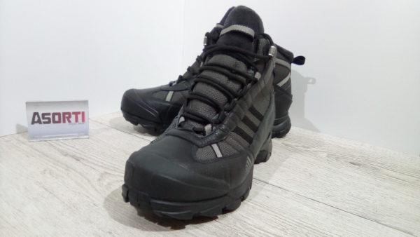 Мужские зимние ботинки Adidas Winter Hiker CP PL W (G62621) черные
