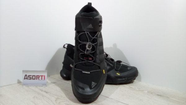 Мужские кроссовки для туризма Adidas Terrex Fastshell MID (M17464) черные