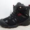 Мужские зимние ботинки Adidas Winter Hiker Speed CP PL (V22179) черные