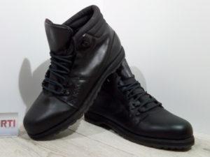 Мужские демисезонные ботинки Adidas Fort (G47030) черные