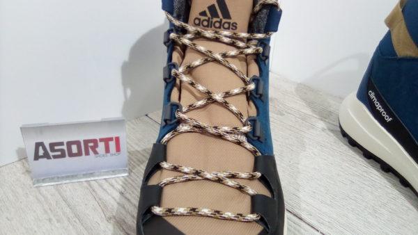 Мужские зимние ботинки CW Winterpitch MID CP (AQ6573) синие