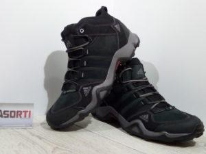 Мужские кроссовки для туризма Adidas Brushwood (M17482) черные