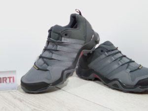 Мужские треккинговые кроссовки Adidas Terrex AX2R GTX (CM7716) серые