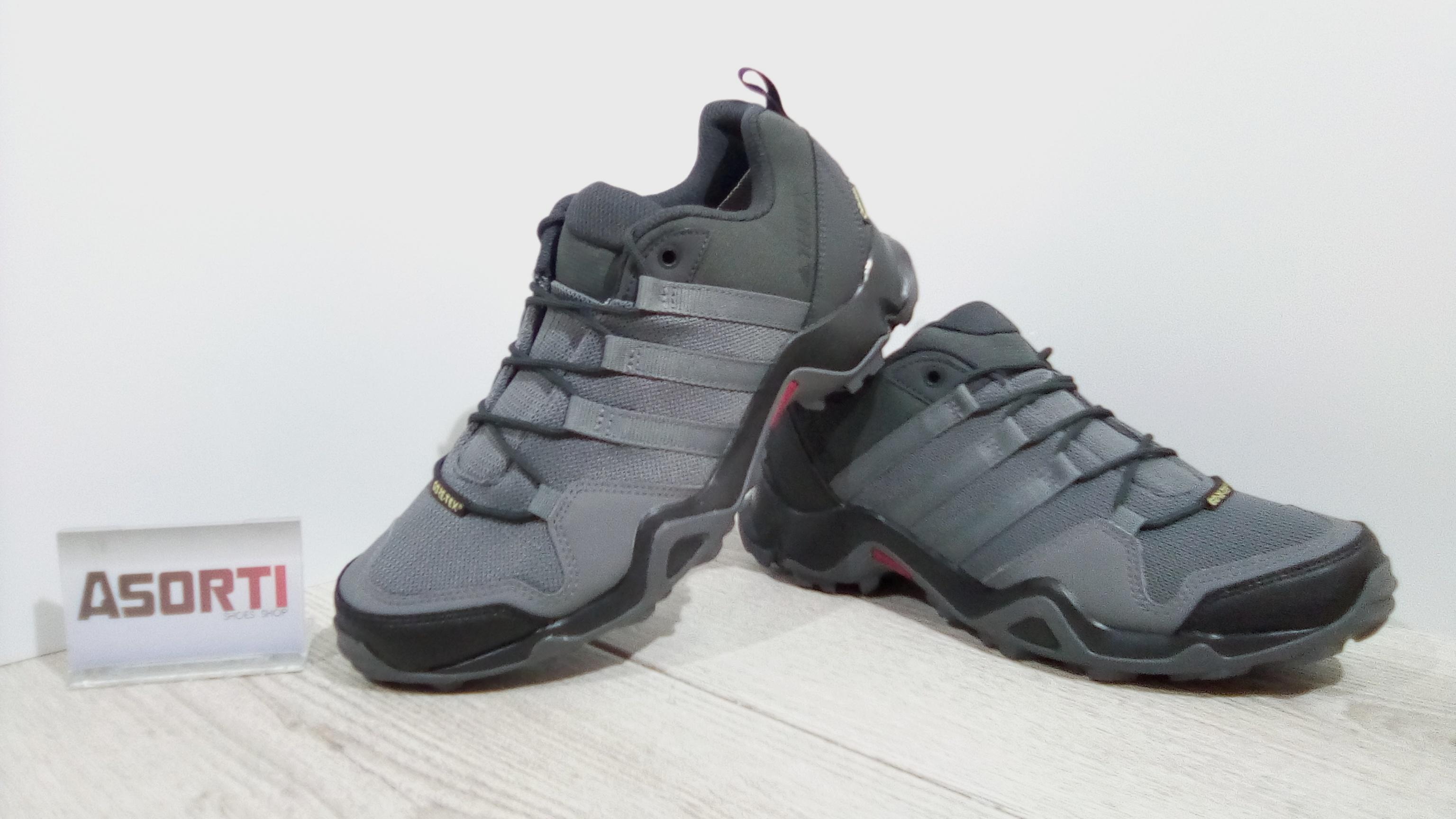 Чоловічі трекінгові кросівки Adidas Terrex AX2R GTX (CM7716) сірі ... 28055a576ef09