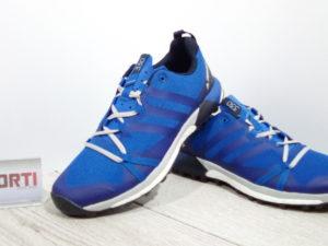 Мужские кроссовки для туризма Adidas Terrex Agravic (CM7616) синие