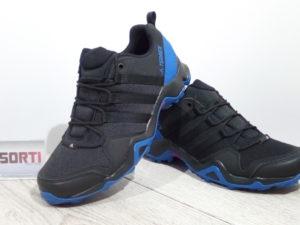 Мужские спортивные кроссовки Adidas Terrex AX2R (CM7727) черные