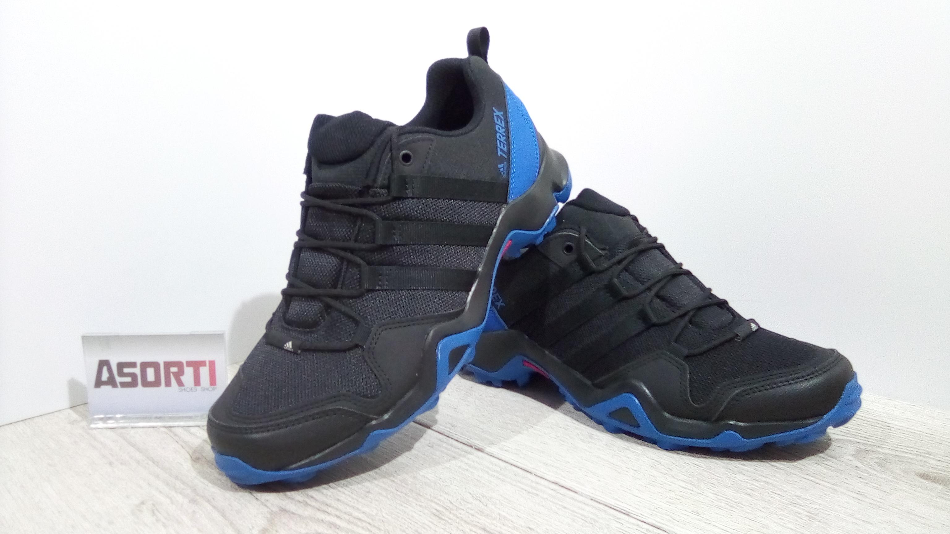 Чоловічі спортивні кросівки Adidas Terrex AX2R (CM7727) чорні купити ... eaeb2cd50a9c4