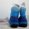 Женские зимние ботинки Adidas Ibria Poca PL W (V22163) синие