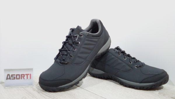 Мужские треккинговые кроссовки Columbia Ruckel Ridge (BM5526-010) темно-серые