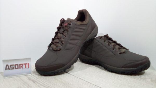 Мужские треккинговые кроссовки Columbia Ruckel Ridge (BM5526-231) коричневые