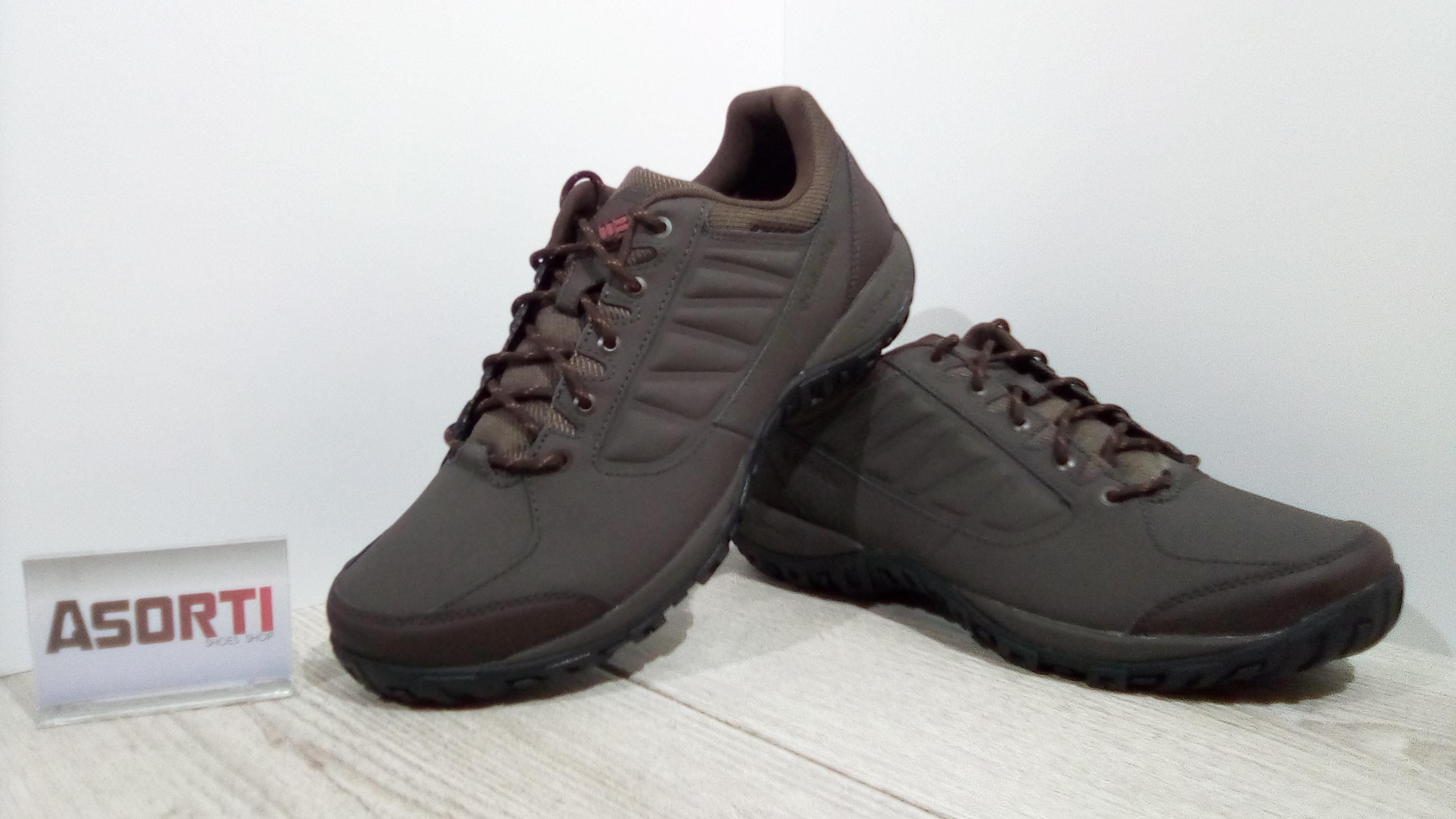 Мужские треккинговые кроссовки Columbia Ruckel Ridge (BM5526-231) коричневые 9d3e6fbe857