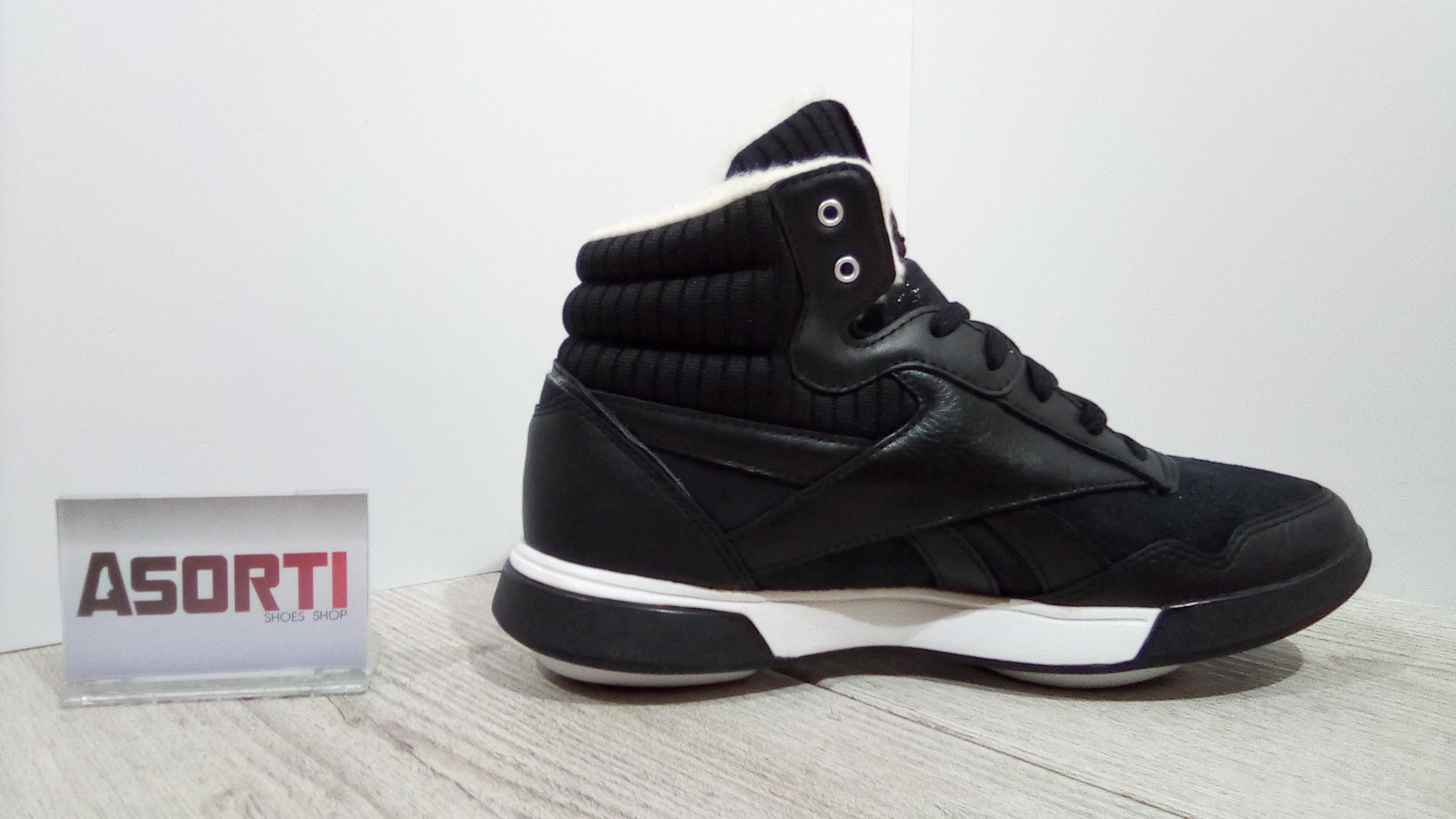 ... Женские зимние кроссовки Reebok Easytone Rockeasy (V65415) черные ... 62c5cc8a263