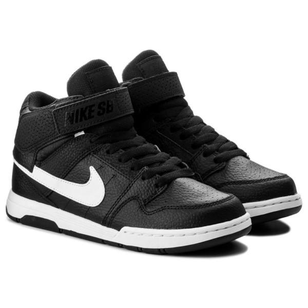 кроссовки Nike Mogan Mid 2 Jr B (645025-015)