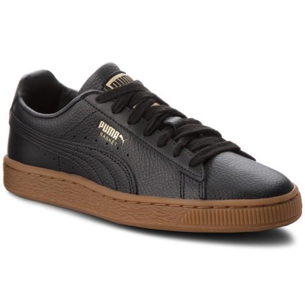 кроссовки Puma Basket Classic Gum Jr (366668-01)