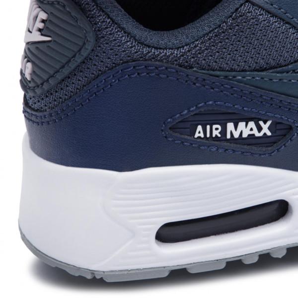 кроссовки Nike Air Max 90 Mesh (GS) (833418-410)