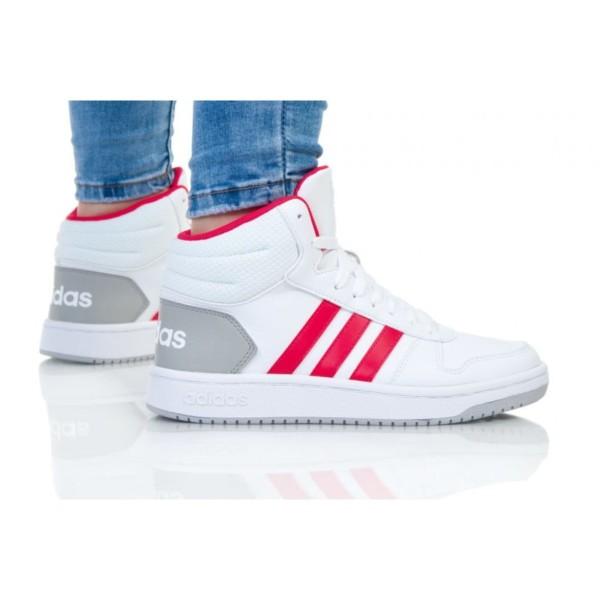 кроссовки Adidas HOOPS MID 2.0 K (F35794)