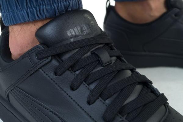 Мужские кроссовки Puma Rebound Layup Lo SL (369866-04) черные