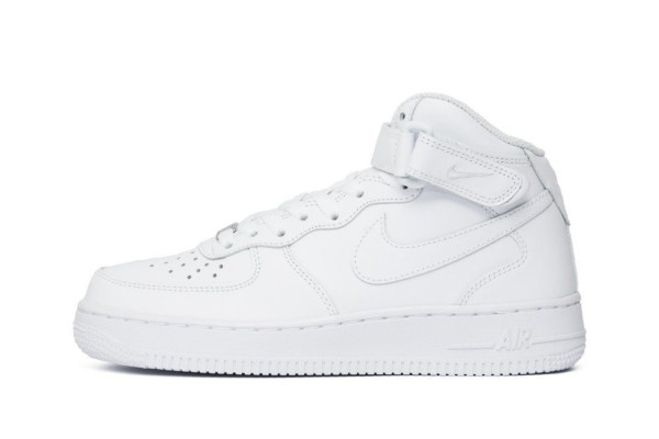 кроссовки Nike Air Force 1 Mid (GS) (314195-113)
