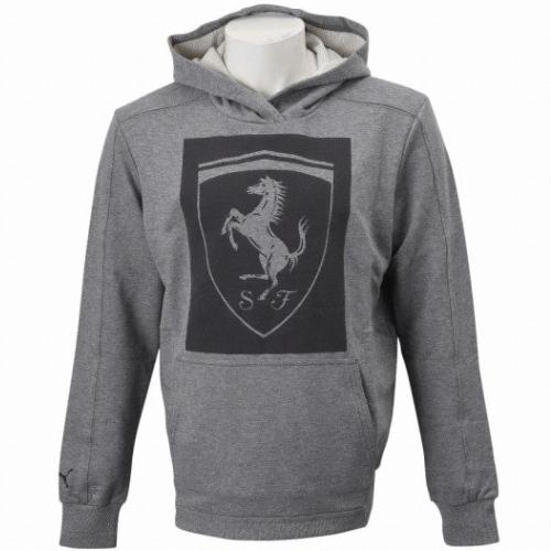 кофта Puma X Ferrari Big Shield Hoodie (576683-03)