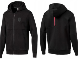 кофта Puma Ferrari HDED Sweat Jacket (575239-01)