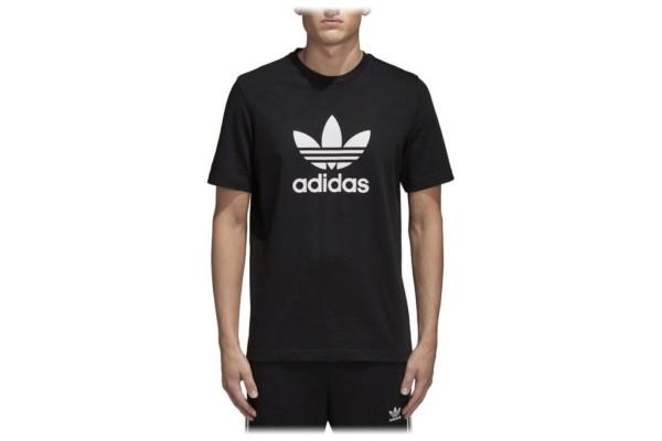 футболка Adidas Trefoil T-Shirt (CW0709)