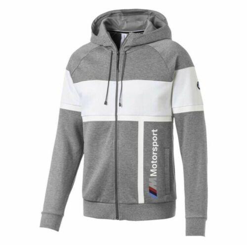 кофта Puma BMW Motorsport Hooded Sweat Jacket (577788-03)
