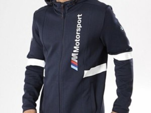 кофта Puma BMW MMS Hooded Sweat Jacket (576652-04)