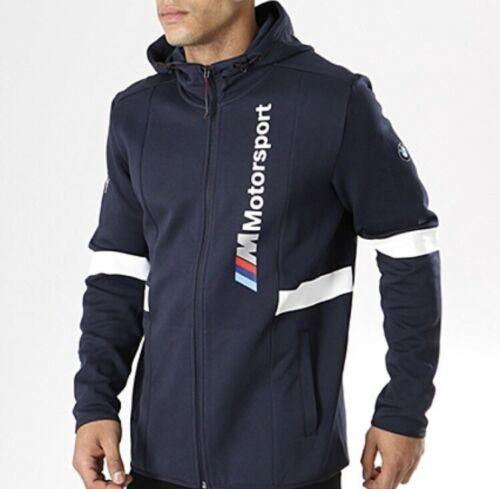 кофта Puma BMW MMS Hooded Sweat Jacket (576652-04)